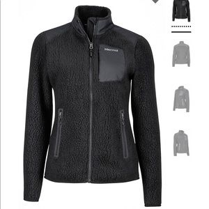 Marmot polartec woman's Wiley jacket